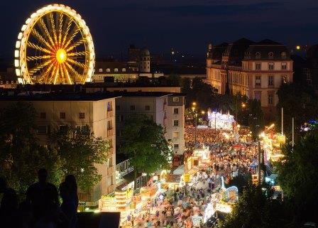 Feste Und Märkte Rhein Main