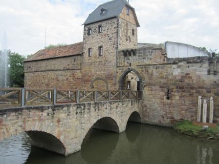 Wasserburg in Bad Vilbel